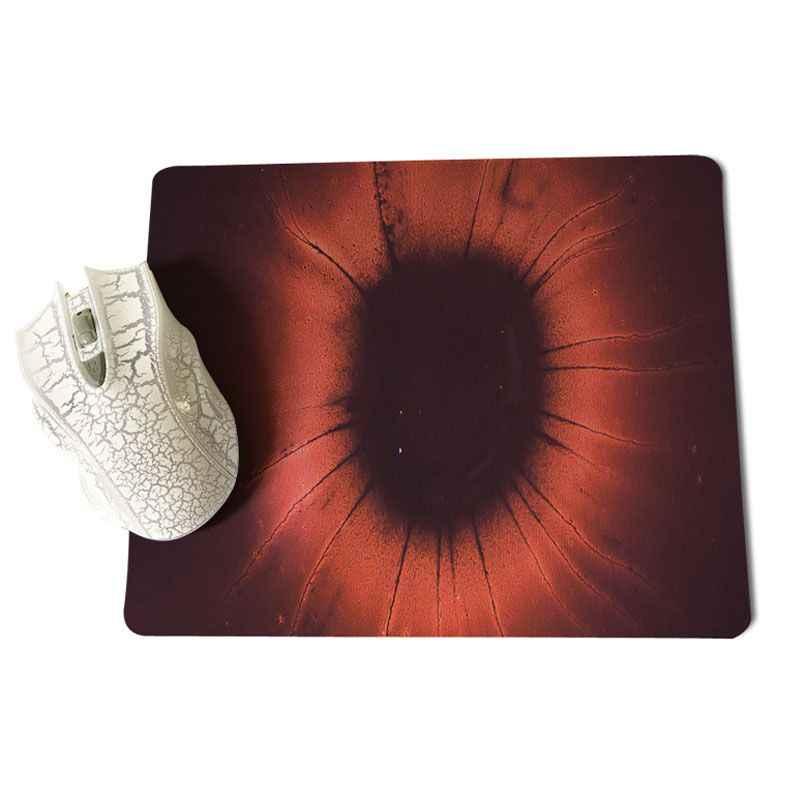 MaiYaCa Merah Inti Silikon Pad untuk Permainan Tikus Ukuran untuk 25X29 cm Gaming Mousepads