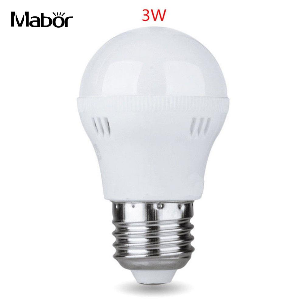 Mabor Indoor Outdoor LED Bulb 800lm Luminous Home Room Light Bulb Lighting Fixture with Hook Energy Saving