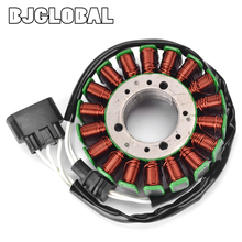 цена на Motorcycle Alternator Generator Coil For Yamaha YZF R1 2002-2003 5PW-81410-00 Magneto Stator Charging Coils Motor Accessories