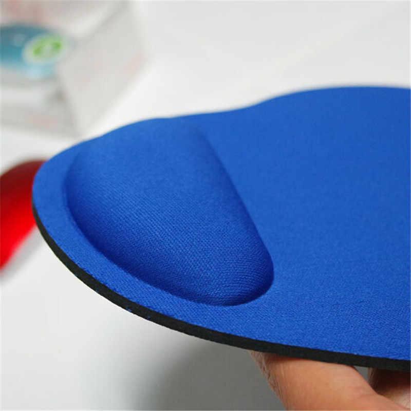 Komfort podkładka pod mysz na rękę ochrony Optical Trackball PC zagęścić podkładka pod mysz miękkie komfort podkładka pod mysz podkładka pod mysz myszy podkładka pod mysz do gier
