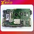 K40ab laptop motherboard para asus k50ab k50ad k50af k40ad k40af x8aaf x5dab x5daf mainboard ddr2 completo testado