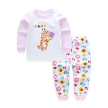 Children Clothing Pajamas Sets