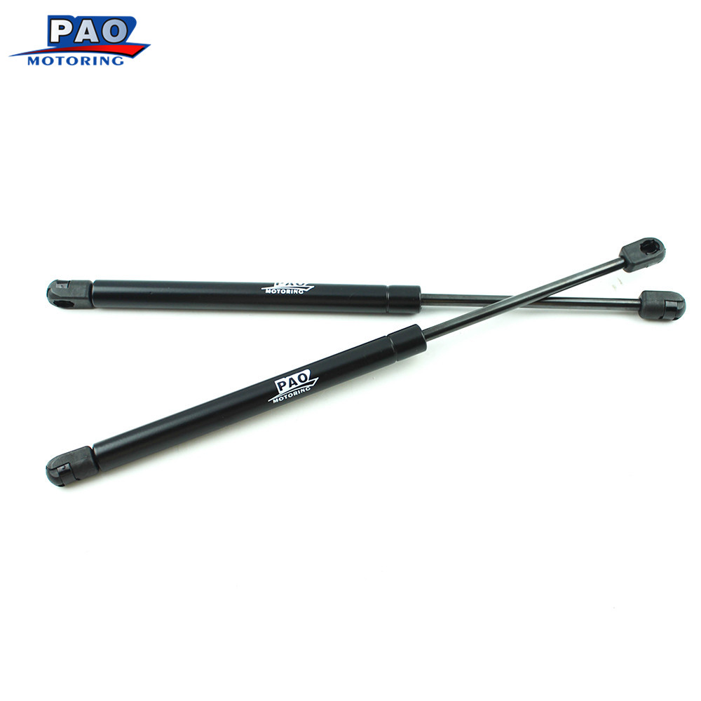 2pc tailgate rear lift support boot gas struts springs shock for lancia lybra wagon 1999