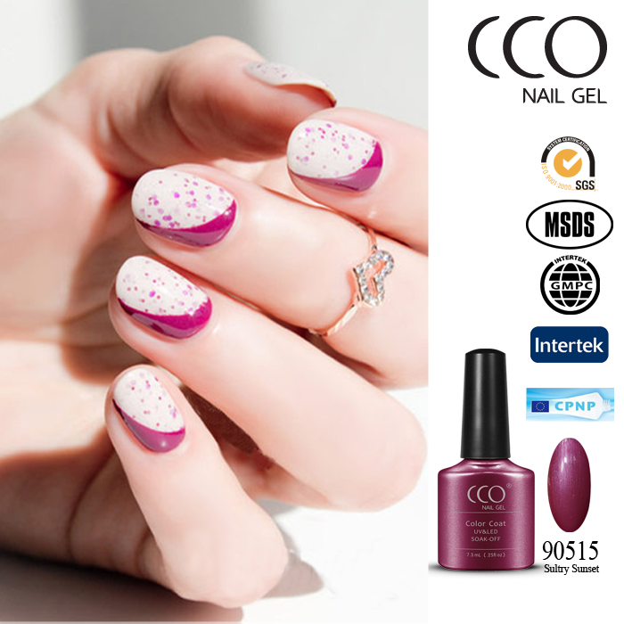 7.3ml CCO MINI CCO gel polish-in Nail Gel from Beauty & Health on ...