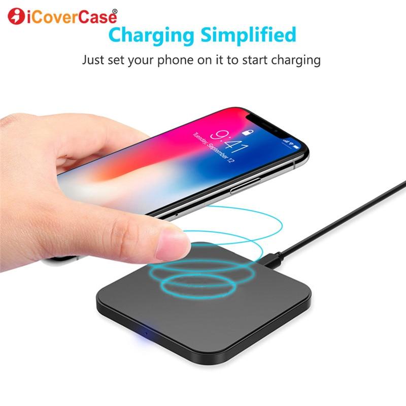 Qi Wireless Fast Charger Pad Fo Sony Xperia XZ3 XZ2 Premium Case Mobile