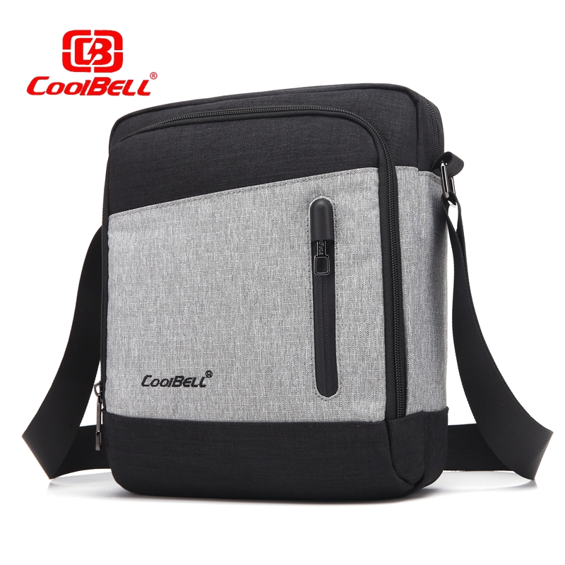 Casual 9.7 inch Tablet PC Bag Business Travel Small Cross body Bag Men Shoulder Messenger Bag for iPad Air 2 for iPad Pro 9.7