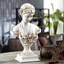 2015 European style resin craft retro Venus sculpture portraits creative crafts Christmas gift home decorations rein