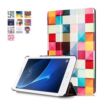 68798662dc8 Para Samsung A6 7,0 soporte magnético Pu Funda de cuero para Samsung Galaxy  Tab A 7,0 T280 T285 7 Tablet fundas casos