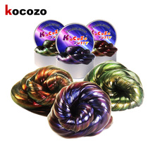 Kocozo Slime Toys Light Modeling Clay Polymer Fluffy Slime Fimo Plasticine No Borax Entertainment Anti stress Stress Relief Toys