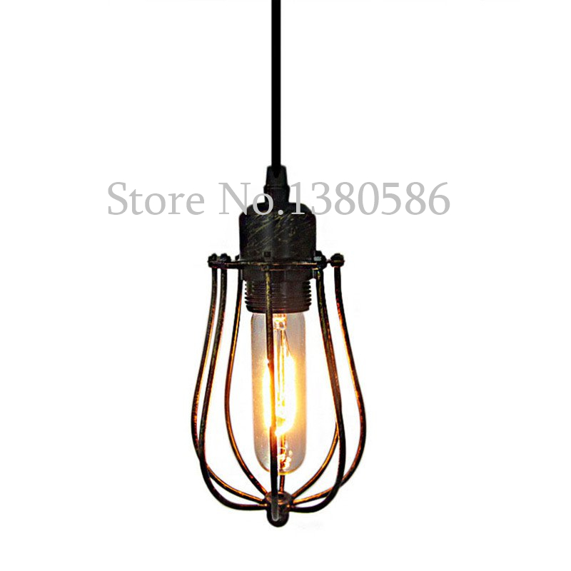 Loft Industrial Warehouse Pendant Lights110-220V American Country Lamps Vintage Lighting for Restaurant/Bedroom Home Decoration vintage loft iron lid pendant light american restaurant lamps for home modern lamps vintage lighting for bedroom home decoration