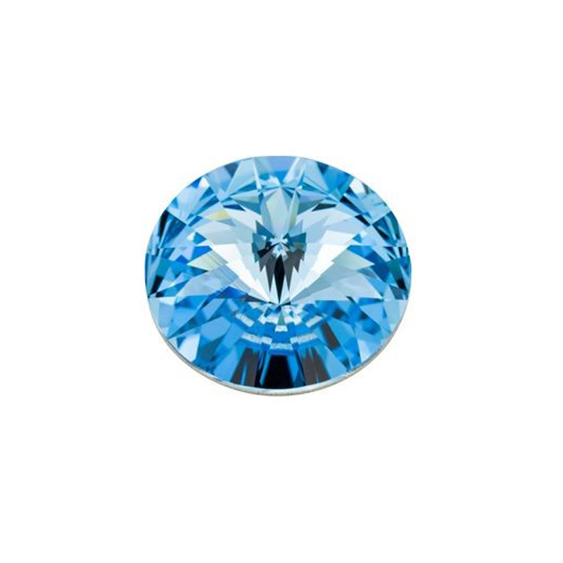 #1122 6 8 10 12 14 16 18 mm Crystal Aquamarine Rivoli Fancy Rhinestone Pointback Strass Crystal Stones For nail Art 6 30mm 1122 rivoli crystal silver shade stones pointed back glass beads great for crafts nail art shoes dresses diy decoration