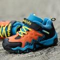 Niños Zapatos de Bebé de Los Muchachos Zapatos Corrientes de las Zapatillas de deporte Transpirable Otoño Chaussure Enfant de Montaña Zapatos de Los Niños