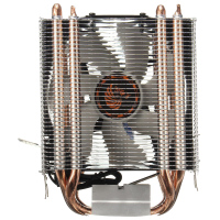 4 Heatpipe CPU Cooler Heat Sink For Intel LGA 1150 1151 1155 775 1156 FOR AMD