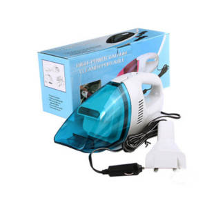 Car Vacuum Cleaner for Car Small Size 12 v Wet Dry Vacuum Cleaner