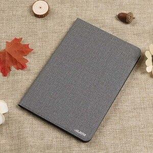 """Skórzane etui do Huawei Mediapad T5 10.1 """"inteligentny magnetyczny składany statyw pokrywa dla Huawei Mediapad T5 10 przypadku AGS2-W09/L09/L03/W19"""
