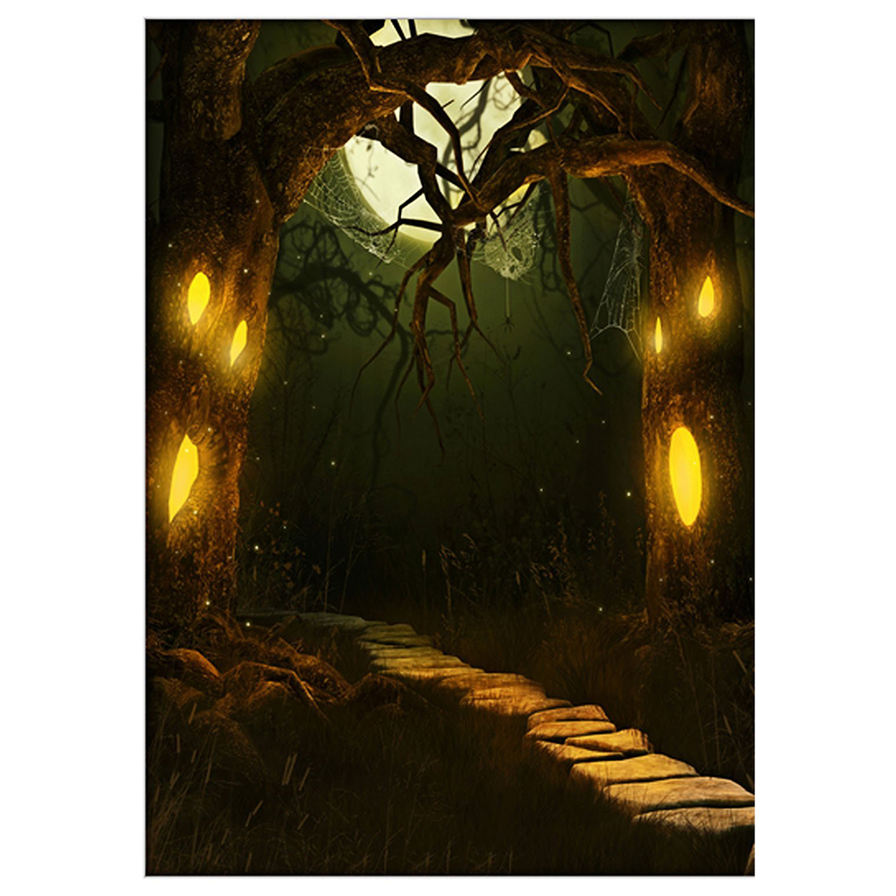 5 x 7ft150 x 200cm vinyl halloween horror night photography background studio name - Price Of Halloween Horror Nights