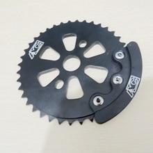 BMX aluminum alloy 39 tooth Chainwheel wheelbarrow sprocket wheel downhill Bike bicycle accessories wheeI