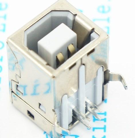 100 pces impressora usb interface bf90 grau