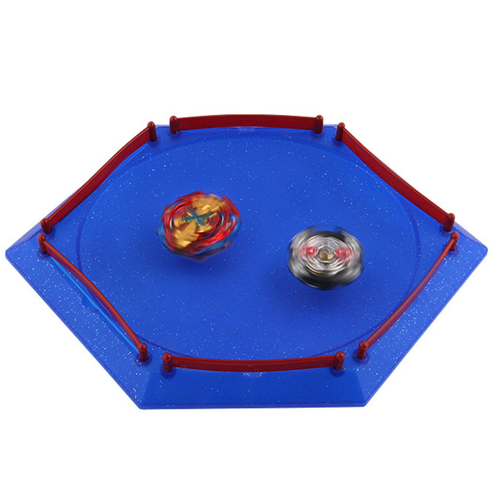 New Burst Stadium Exciting Battle Top Gyro Arena Disk Duel Spinning Top For Beyblades Launcher Stadium Toys For Children(China)