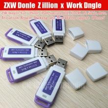 Orijinal zxw dongle milyonlarca x çalışma/yazılım tamir çizimleri ile iphone nokia samsung htc ve böylece için ücretsiz gemi