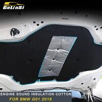 Gelinsi Cho 2018 XE BMW X3 G01 Xe Động Cơ cách âm cotton đặc biệt phụ kiện