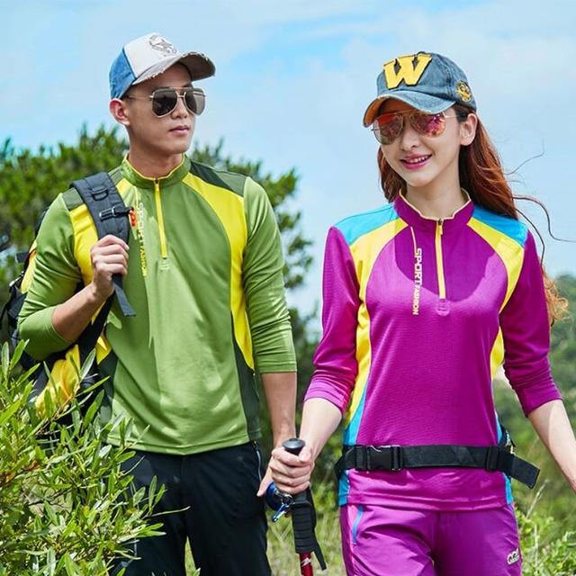 2019 New Tees Camping & Hiking