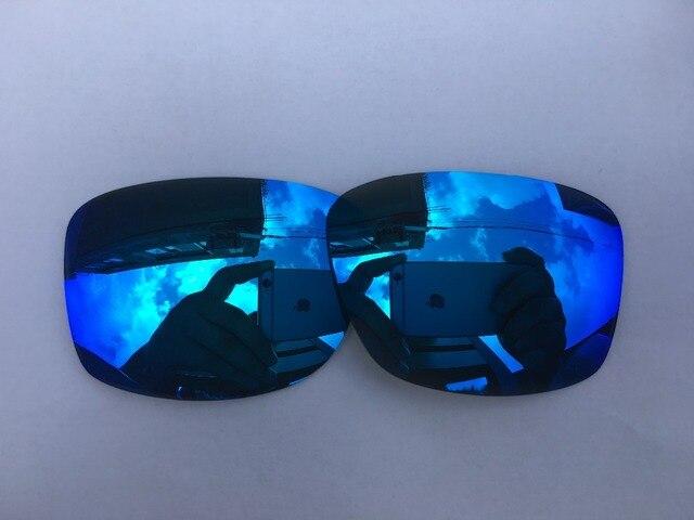 eb85c7985f Lentes de repuesto polarizadas azul hielo para gafas de sol de carbono
