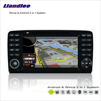 Liandlee Car Android Multimedia Stereo For Mercedes Benz R Class W215 2005~2013 Radio CD DVD Player GPS Navigation Audio Video