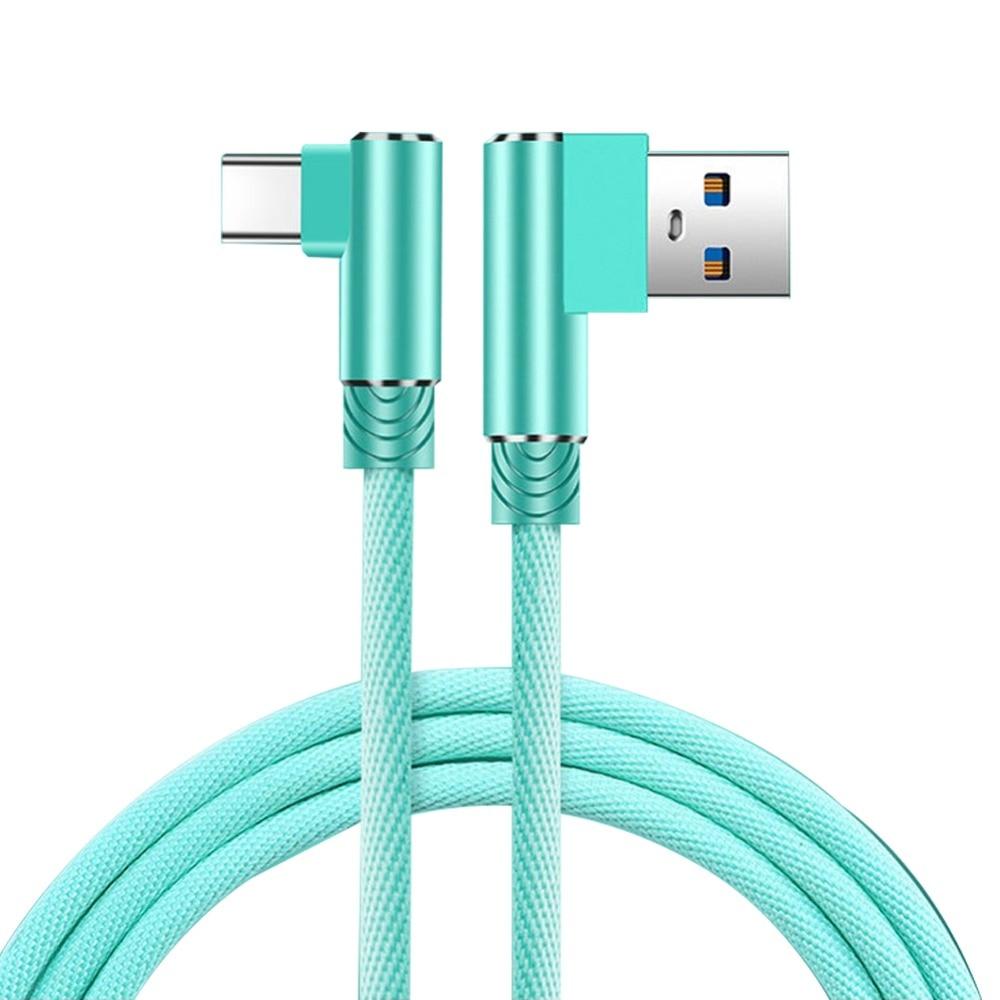Кабель USB Type C кабель USB к Type C кабель передачи данных для быстрой зарядки для Xiaomi Mi6 Nintendo для Samsung Galaxy S9 переключатель USB-C YS-162