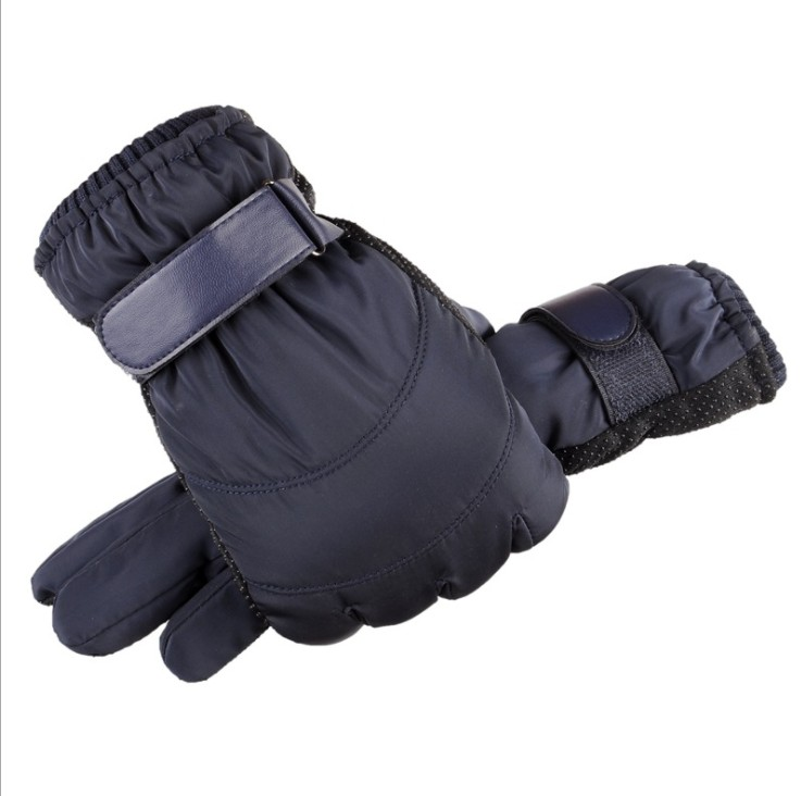 New Fashion Touch Screen Waterproof Men's Warm Gloves For Men 2019 Winter Male Outdoor Motor Cycle Skii Gloves Windproof Guantes