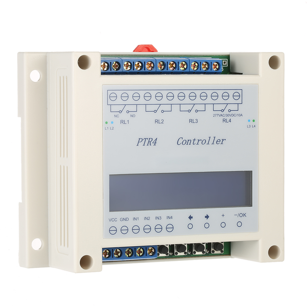 Aliexpress Com   Buy Dc6 40v 4 Channel Time Delay Relay