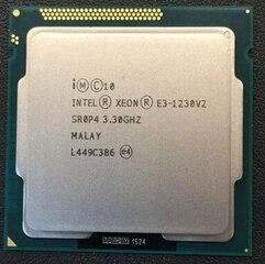 Intel Xeon E3-1230 V2 LGA1155 3.3GHz 8MB L3 Quad-Core Processor Desktop CPU