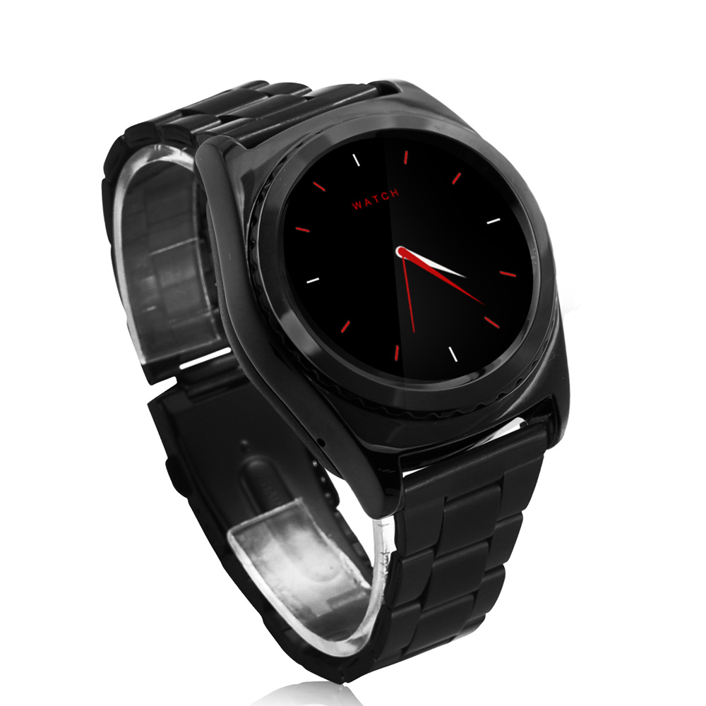 Bluetooth Smart Watch Wristwatches With Sim SD Card Bluetooth WAP GPRS SMS Heart Rate Watch font