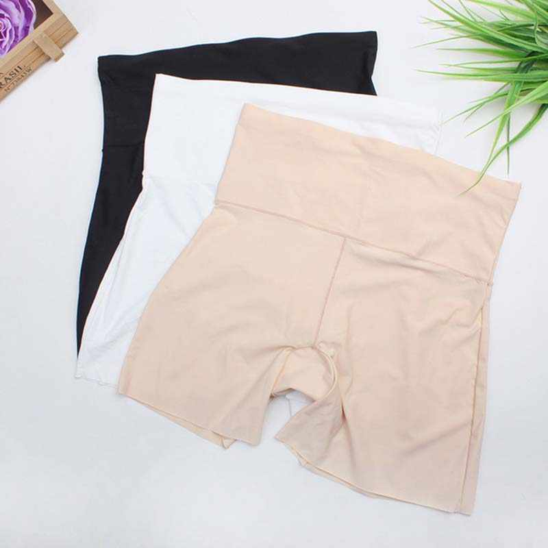 2019 nowych kobiet miękkie bawełniane bezszwowe bezpieczeństwo krótkie spodnie gorąca sprzedaż lato pod spódnica spodenki modalne Ice Silk oddychające krótkie rajstopy