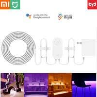 Xiaomi Yeelight Smart Licht Streifen LED Licht Band Erweiterbar Bis Zu 10 m WiFi APP Fernbedienung Verlängerung Streifen für smart Home