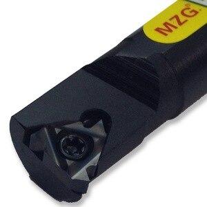 Image 3 - Mzg 10 Mm 12 Mm SNR0010K11 S Loại Tiện Bằng Máy CNC Gia Công Cắt Nội Bộ Dụng Cụ Ren Ống Ren Toolholders Ren Biến Giá Đỡ