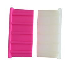 PR363 Silica gel Rectangle Tall Skinny Toast Mousse Cake Tools Silicone Loaf Soap Mold mold