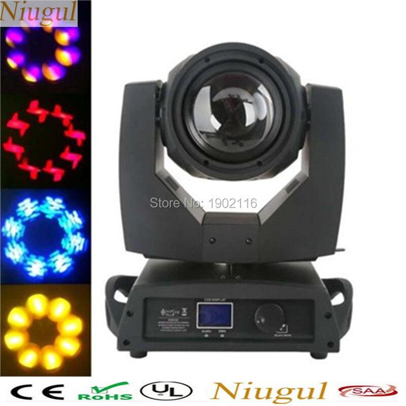 DHL/Fedex Free shipping 230W 7R Beam Moving Head Light/DMX 230W SPOT 7R Disco dj Lighting for DJ Club Night club Party wedding