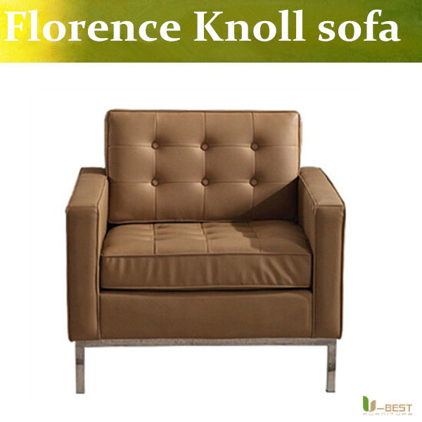 U BEST Leather chairs in modern classic designs Home Garden leisure armchair Leather Living Room Chairs