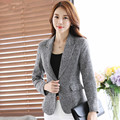 Spring Jackets Plus Size Women Clothing 4XL Blazer Feminino Short Small Suit Jacket Women Blazers And Jackets Casual Coats C3034