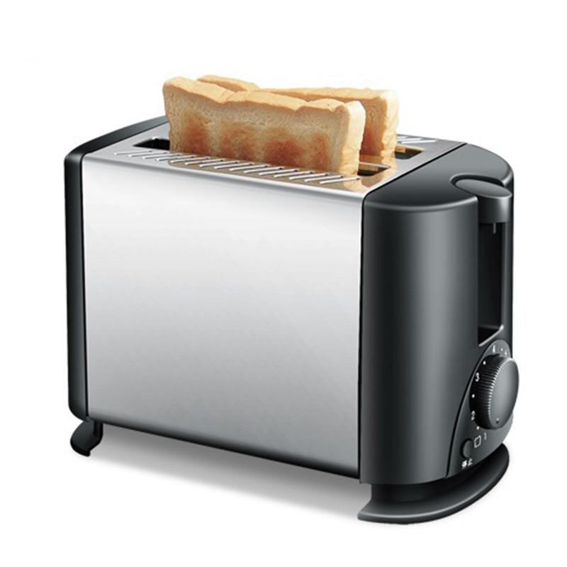 DMWD 7 Gear Bread Toaster Small Home Breakfast Bread Baking Machine Toaster Ovens Tostadora 220V Тостер