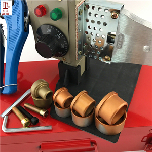 Image 5 - 1 Set Plumbing Tools 220V 600W Temperature Controled Ppr Welding Machine Plastic Tube Wlelder Pipe Welding Machines