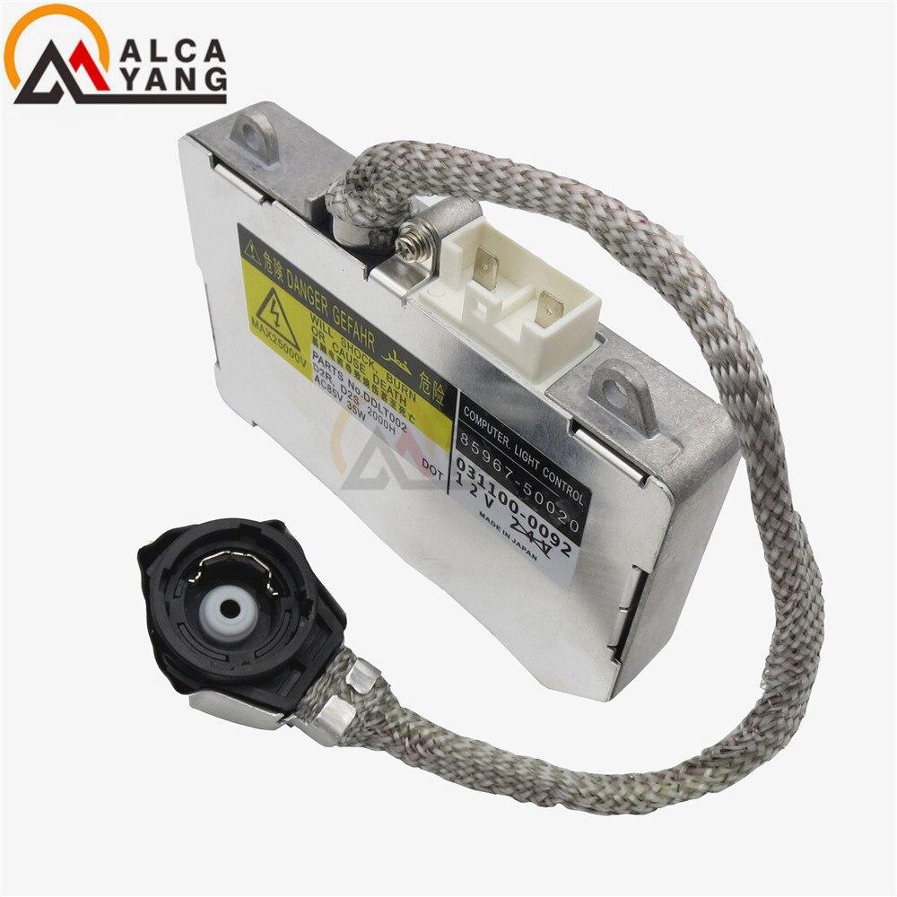 US $26 28 27% OFF|D2S D2R Xenon HID Headlight Ballast Control Unit Module  ECU For Toyota Lexus Mazda Lincoln 85967 28010 85967 53020 85967 05010-in