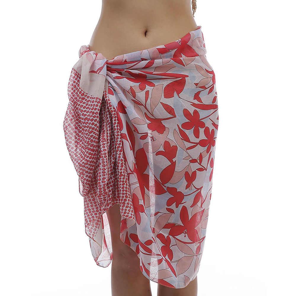 7fa56b648f Detail Feedback Questions about Women Sarongs Hawaiian Soft Viscose ...