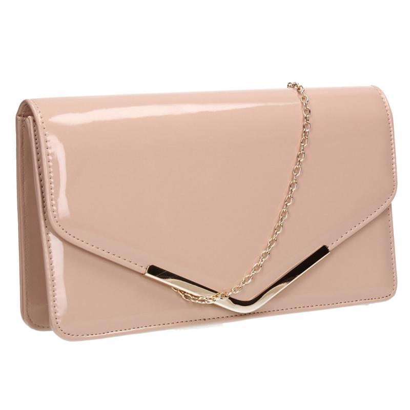 Fashion Women Messenger Bag Chain Shoulder Handbag PU Leather Flap Bag Vintage Ladies Stachels Hand Bag Crossbody Bags For Women