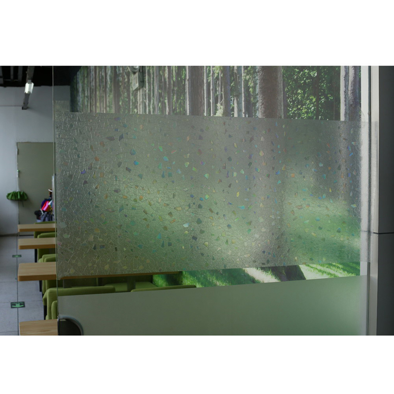 Film Decorative Frosted Privacy Gl Sticker Bathroom Slide Door Aliexpress Com 45x100cm Static Cling Removable Window