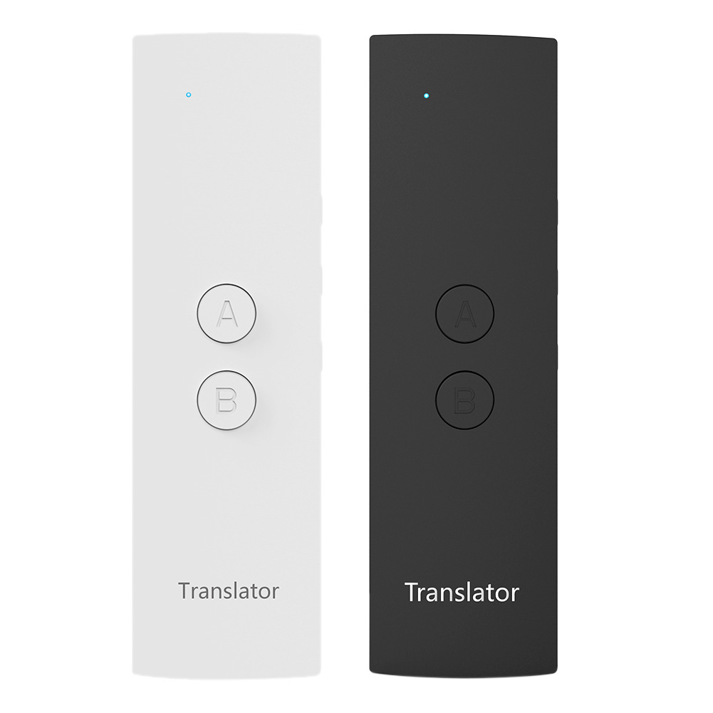 Portable Wireless Bluetooth Smart Translator Two-way Real-time Language TranslatorPortable Wireless Bluetooth Smart Translator Two-way Real-time Language Translator