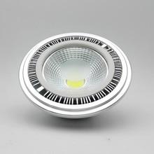 G53/GU10 ES111 QR111 AR111 LED lamp 15W Spotlights Aluminum LED lights Warm White /Nature White/Cool White Input AC85-265V