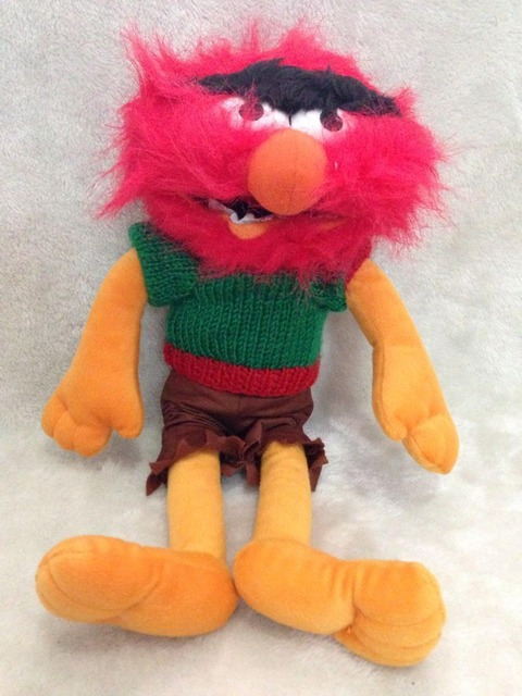 The Muppets Figure Animal 40cm Plush Toys The Muppet Show Stuffed Plush