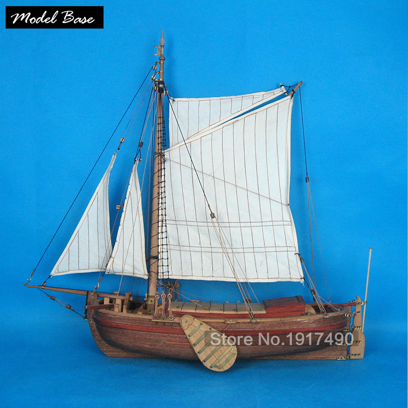 Us 1040 50 Offwooden Ship Models Kits Assembly Classic Pirate Ship Pirate Ship Model Kit F Boat Model Packages In Model Building Kits From Toys